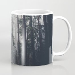 Dark paths Coffee Mug