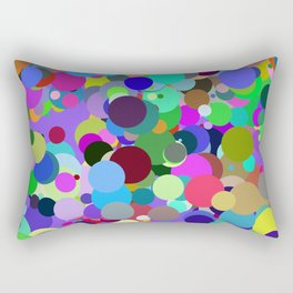 Circles #1 - 03062017 Rectangular Pillow