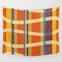 Hairpen Wall Tapestry