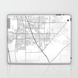 Minimal City Maps - Map Of Elk Grove, California, United States Laptop & iPad Skin