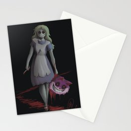 Bad Alice Stationery Cards