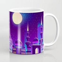 Synthwave Space #43 Coffee Mug