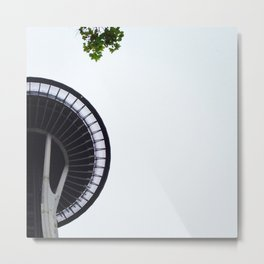 orbit Metal Print