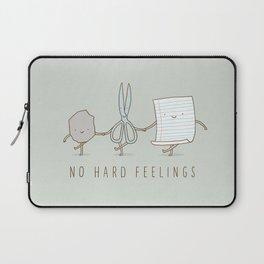 No Hard Feelings Laptop Sleeve