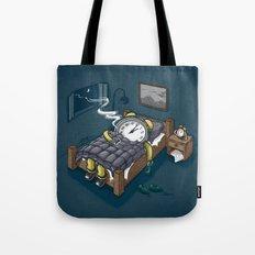 Sleep Modus Tote Bag