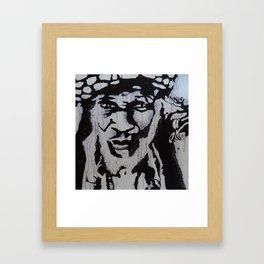 What I See Framed Art Print