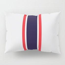 Silver Racer Pillow Sham
