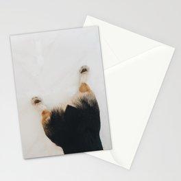 Corgi Drumsticks Stationery Cards