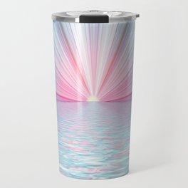 Sun Rays Travel Mug