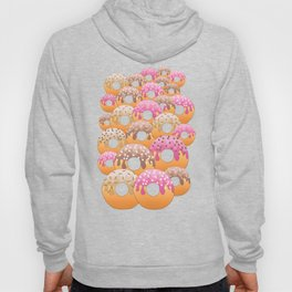 Donuts Wanderlust Hoody