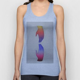 Human Touch Unisex Tank Top