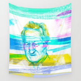 Michael Mann Wall Tapestry