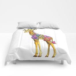 Geraldine the Genuinely Nice Giraffe Comforters