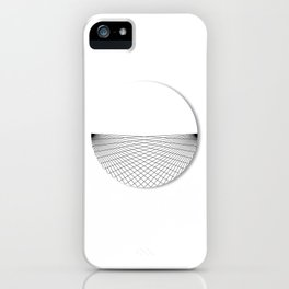 Rising over the Ocean iPhone Case