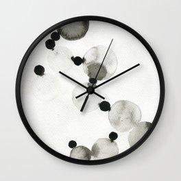 Como pompas I Wall Clock