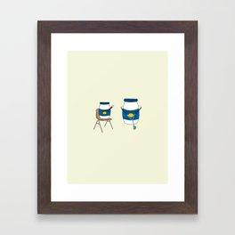 Mayo Clinic Framed Art Print