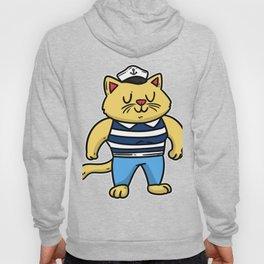 sailor gift sailing ship sailor Ahoi Seefahrt Hoody