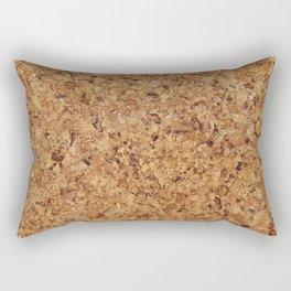 Cork pattern Rectangular Pillow