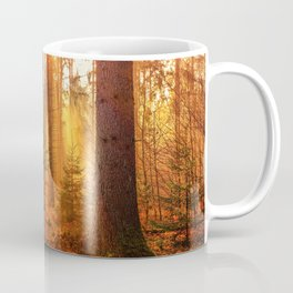 The Golden Hour (Color) Coffee Mug