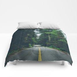 Redwoods Comforters