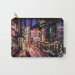 Lan Kwai Fong Carry-All Pouch