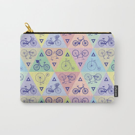 Bicycles Carry-All Pouch