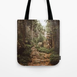 Table Mountains - Landscape and Nature Photography Tote Bag