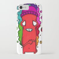the fault iPhone & iPod Cases featuring Fault by YahYahBoozy