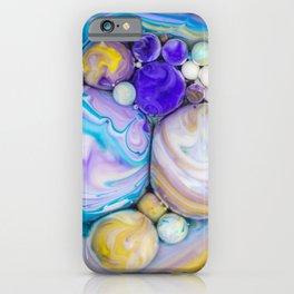 Bubbles Art Hypnos iPhone Case