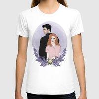 derek hale T-shirts featuring Derek Hale/Lydia Martin by vulcains