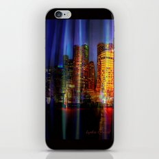 Behind the curtain 3 (Sydney) iPhone & iPod Skin