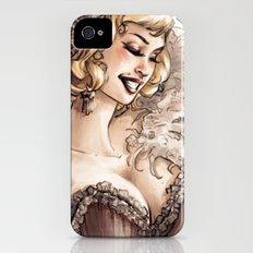 Burlesque iPhone (4, 4s) Slim Case