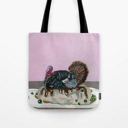 Turkey Day Tote Bag
