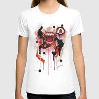 vampire diaries T-shirts featuring Vampire by Daniel Savoie