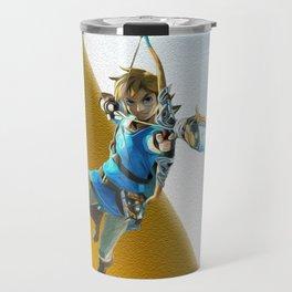 The legend of Zelda(Archer) Travel Mug