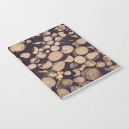 Wood Notebook