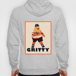 Gritty the new mascot of the Flyers in Philadelphia Hoody