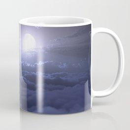 Moonbeam Sea Coffee Mug