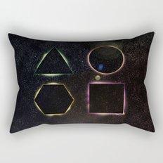 Universo Rectangular Pillow