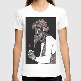 Plague Mask T-shirt
