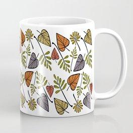 Falling Leaves of Autumn Coffee Mug