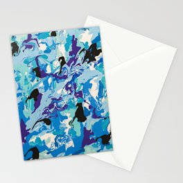 Blue Vision Stationery Cards