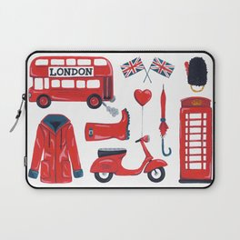 London Calling Laptop Sleeve