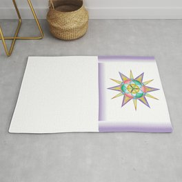 Life Star - The Rainbow Tribe Collection Rug
