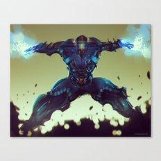 SubZero 00 Canvas Print