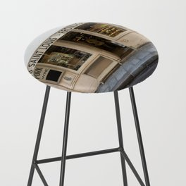 Cheese and Wine Bar Stool