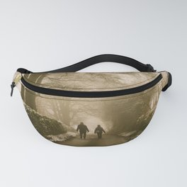 A Walk in the Snow Fanny Pack