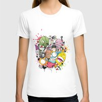 doodle T-shirts featuring Doodle by Flavio Augusto Maidl