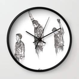 1968 Mexico Olympics Wall Clock