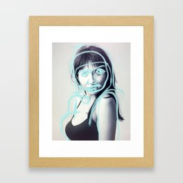 Nadia Framed Art Print